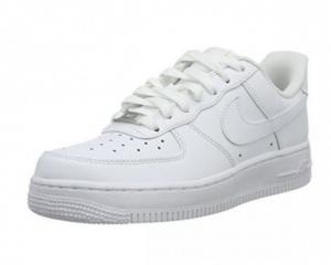 Nike bayan beyaz spor ayakkabı modeli 20
