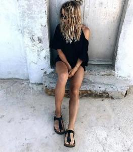Parmak arası sandaletler 2019 2020 Bu modeller yaz mevsim boyunca rahattır
