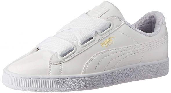 puma bayan beyaz spor ayakkabı modeli 2020