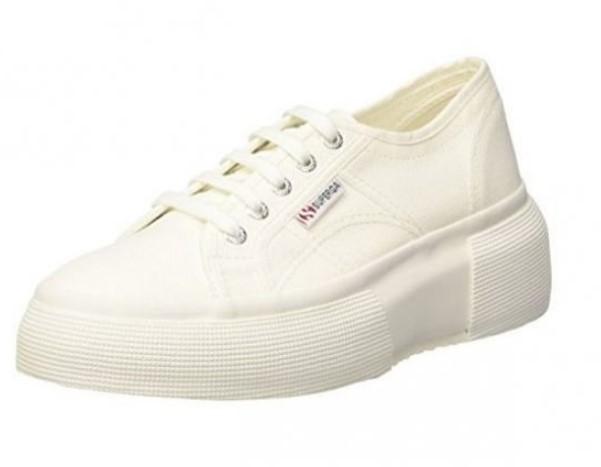 superga beyaz spor ayakkabı modeli 2020