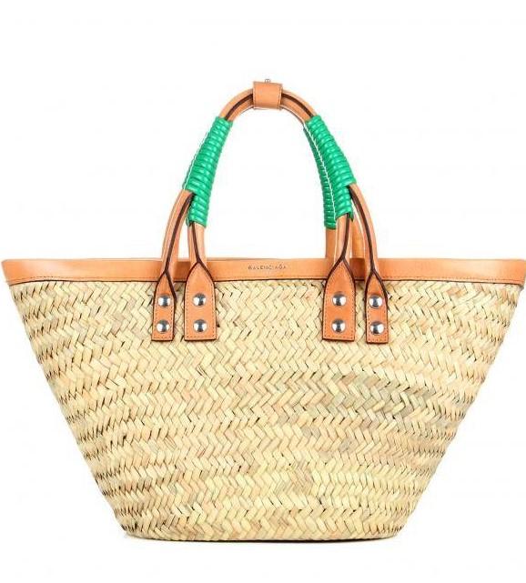 Balanciaga plaj çantası modelleri 2020