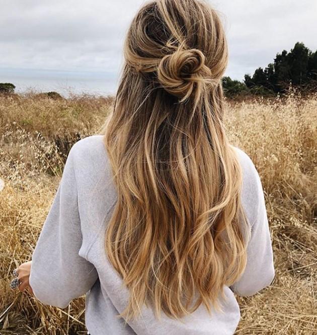 boho sarı saç renkleri 2020