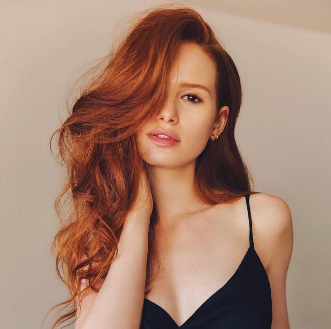 doğal bakır kızıl saç rengi 2020