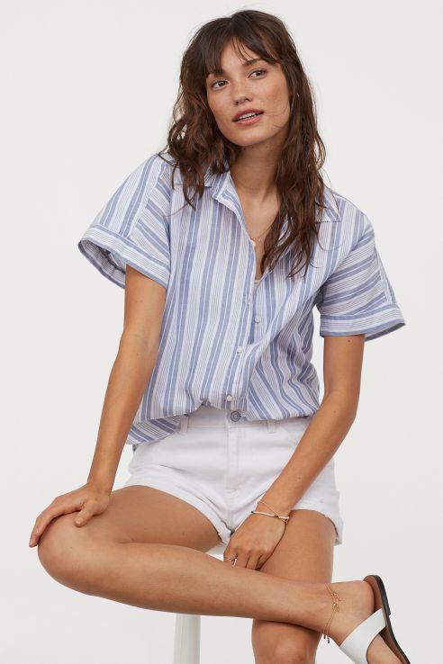 hm gömlek modelleri