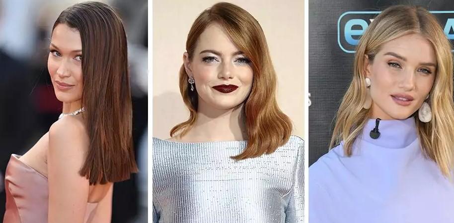 trend saç renkleri 2019 2020