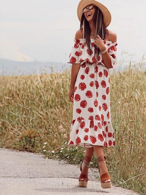 yaz modası trend elbise modelleri 2019 2020