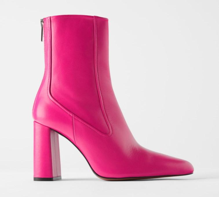 Zara bot modelleri 2020