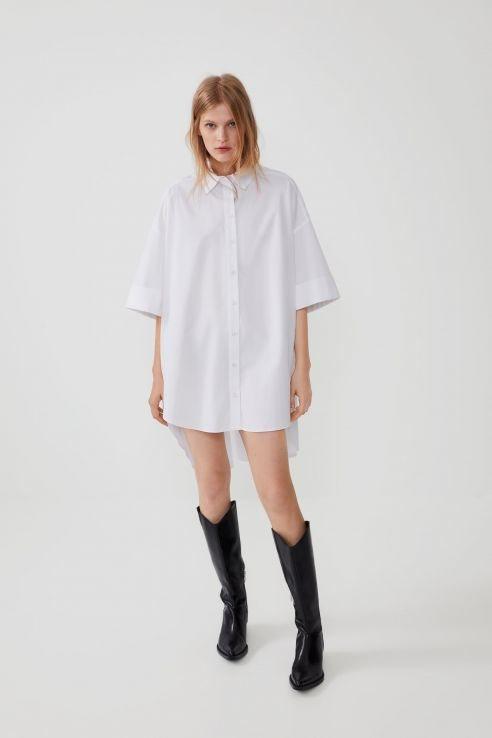 zara gömlek ve bluz modelleri 2020
