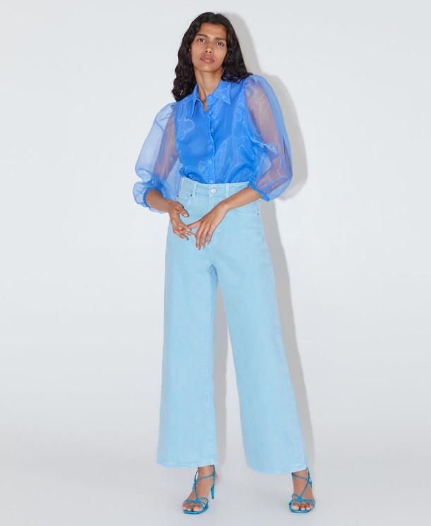 Zara sonbahar bayan giyim koleksiyonu 2020