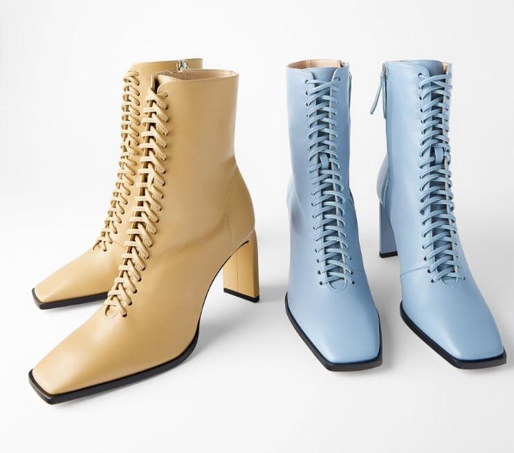 Zara sonbahar bot modelleri 2019 2020
