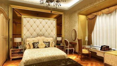Photo of Altın Rengi İle Parıldayan Çarpıcı Yatak Odaları