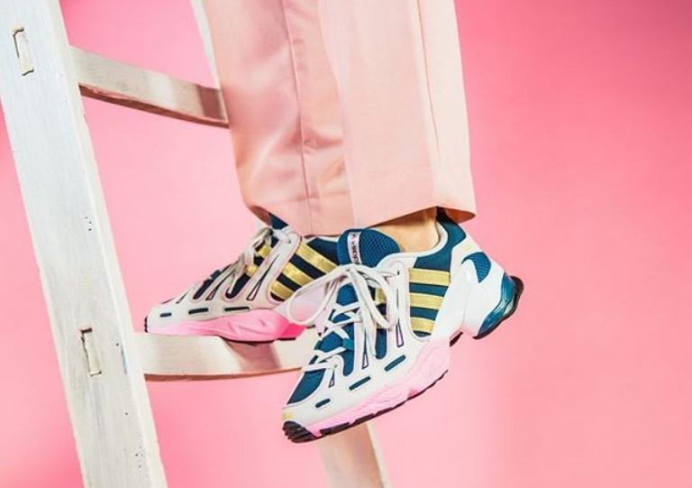 Adidas bayan spor ayakkabı modelleri 21