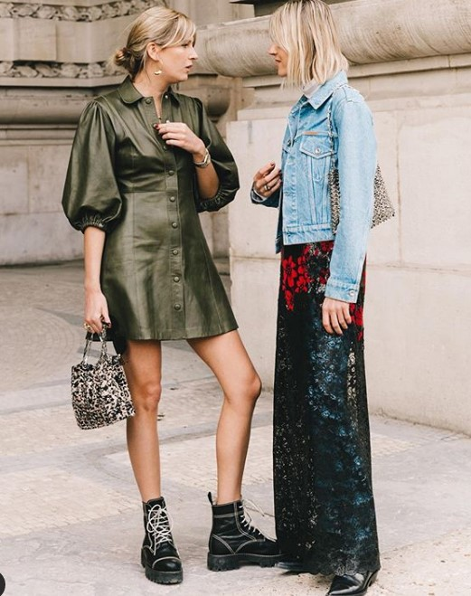 sonbahar elbise trendleri 2020