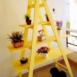 Dekoratif ahşap merdiven dekorasyonları