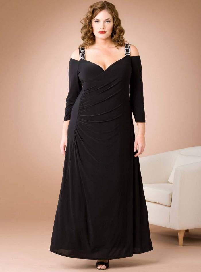 Yeni büyük beden abiye elbise modelleri 2020