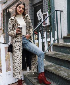 bayan uzun palto modelleri