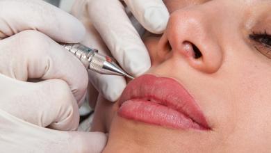 kalıcı dudak makyajı nasıl yapılır