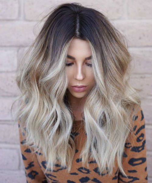 uzun yüzlü kadınlar için saç modelleri 3