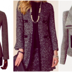 tweed ceket modelleri