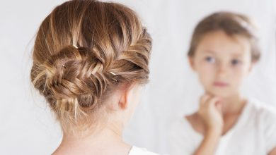 Photo of Küçük Kız Çocukları Saç Modelleri