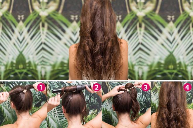 Hafif Dalgalı Saç Modeli