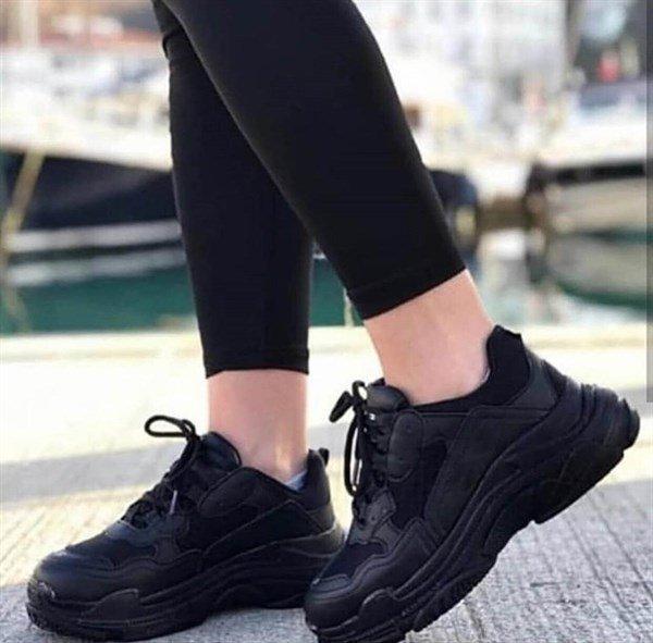 Kışlık Bayan Spor Ayakkabı