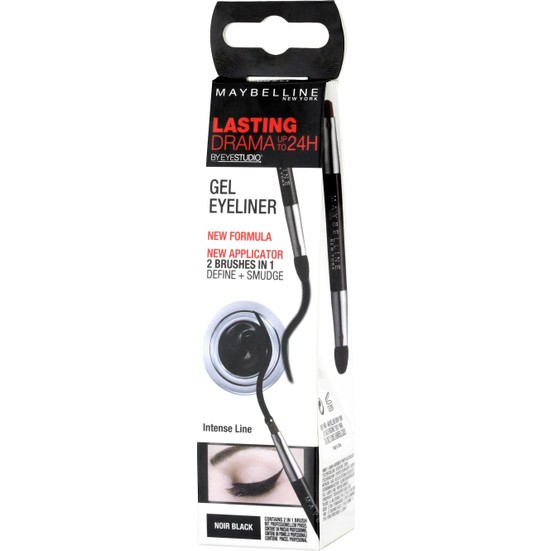 Maybelline New York Eye Studio Jel Eyeliner