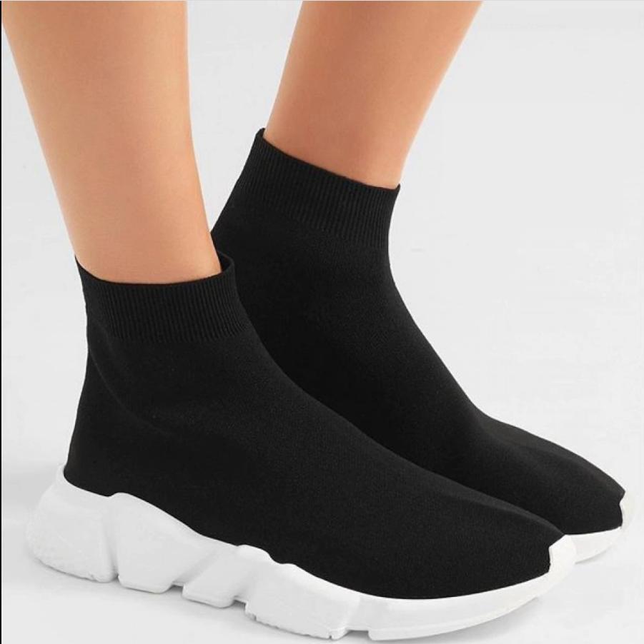 Triko Bayan Spor Ayakkabı