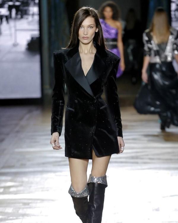 Bella Hadid blazer ceket