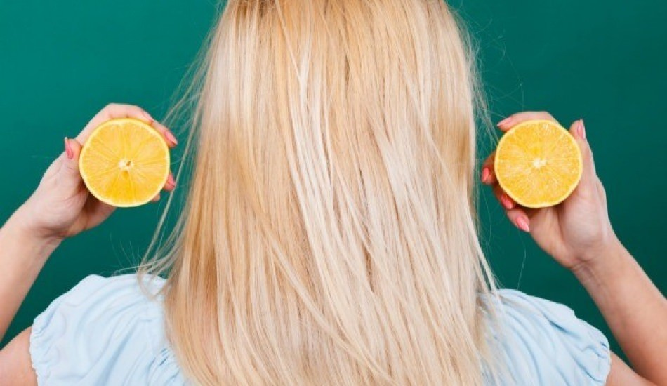 Limonun Cilde Ve Saça Faydaları Neler