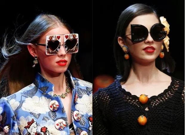 2020 Çok Abartılı Gözlük Modelleri