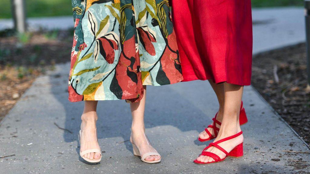 2020 Trend Sandalet Modelleri