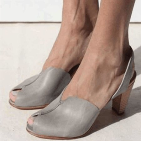 Trend Topuklu Sandalet Modeli 2020