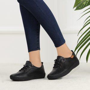 Kadın deri Spor Ayakkabılar