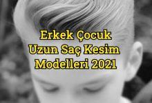 Photo of Erkek Çocuk Uzun Kesim Saç Modelleri 2021