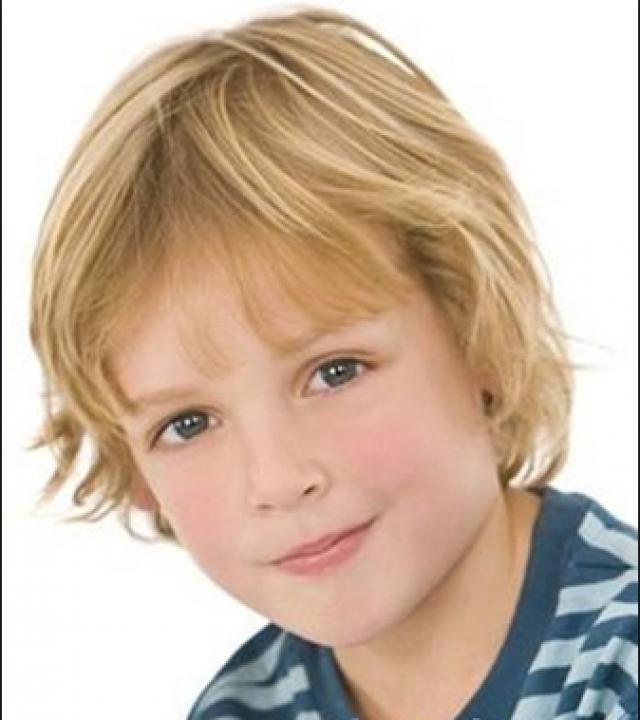 erkek çocuk saç modelleri